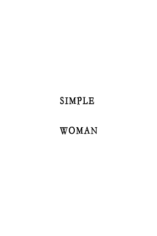 044simple woman